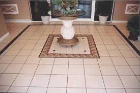 ceramic tile floor design patterns flooring craftsman style an