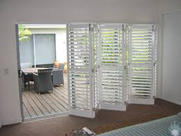 Sliding Shutters For Patio Doors Opt For Shutters For Sliding Doors Http Signature Shutters