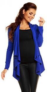 maternity clothes uk zeta ville women s pregnancy maternity waterfall jacket cardigan