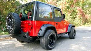 lj jeep for sale this 2jz swapped jeep wrangler on craigslist is unholy in the best