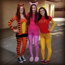 Halloween Costume Ideas Teen Girls 133 Friend Costumes Images Halloween
