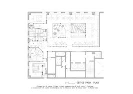 Powder Room Floor Plans Gallery Of Office Park Ng Iroje Khm Architects 17