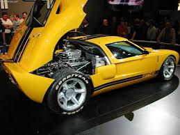 1998 Ford Gt Auction Results And Data For 2002 Ford Gt Conceptcarz Com
