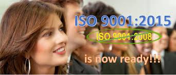 november 2015 iso 9001 2015 manual