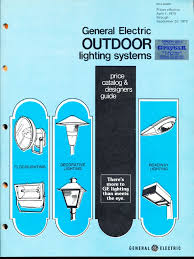 si ge soci t g n rale ge lighting systems price book outdoor designers guide 4 79 9 79