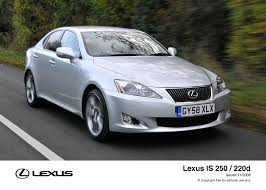 lexus is220d carbon build up new 2009 lexus is range lower emissions and prices higher