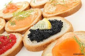 apéritif canapé canapés toast apéritif photo libre de droits sur la banque d