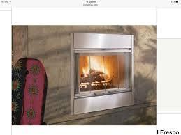 majestic al fresco 42 inch vent free gas outdoor fireplace