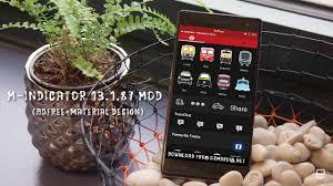 m indicator apk m indicator 13 1 87 apk modded adfree material design