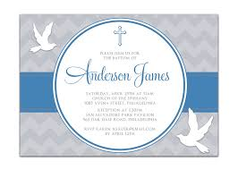 Sample Of Invitation Card For Christening Baptism Invitations For Boy Thebridgesummit Co