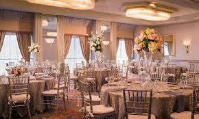 Wedding Table Set Up Providence Wedding Packages Marriott Providence Downtown