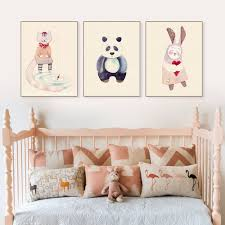 Nordic Home Decor Kid Wall Art Nordic Promotion Shop For Promotional Kid Wall Art