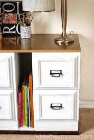 Metal Filing Cabinet 9 Filing Cabinet Makeovers New Uses For Filing Cabinets