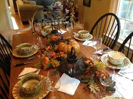 Fall Table Settings Table Setting Design Spell