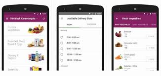 delivery service app ola launches online grocery delivery service called ola store