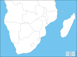Map Of East Africa by Southern Africa Free Maps Free Blank Maps Free Outline Maps