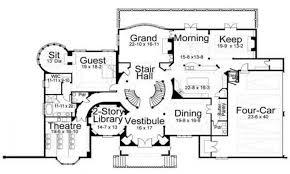 Tudor Floor Plan Gothic Tudor Floor Plans House Pretentious Mansion Revival On Home