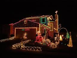 where are the best holiday lights in millburn short hills