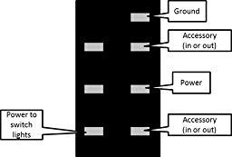 narva winch rocker switch wiring diagram 28 images bandc blue
