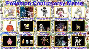 Fill In The Blank Meme - lionelb pokemon controversy blank meme by lionelb on deviantart