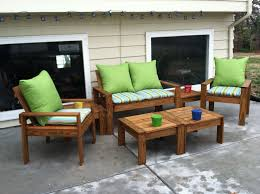 Free Patio Furniture Plans by Building Outdoor Furniture Free Plans Home Design Ideas