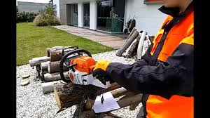 calibración manual stihl m tronic youtube
