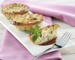 quiche cuisine az recette mini quiches lorraine sans pâte facile rapide