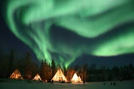 how long do the northern lights last northern lights over yellowknife canada weather banter