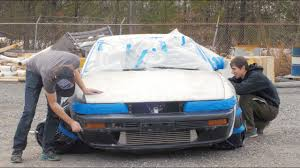 nissan 240sx 100 paint job how to spray paint a car properly