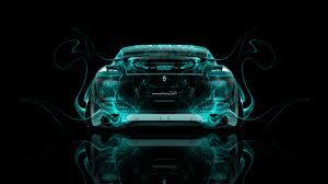 Porsche Panamera Back - porsche panamera back fire abstract car 2014 el tony