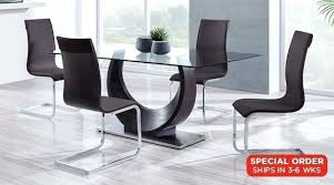 shaker espresso 6 piece dining table set with bench espresso dining table espresso 5 piece dining table and chairs set