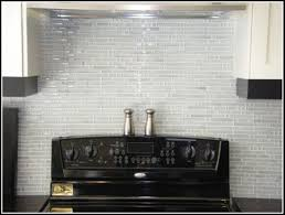 Glass Kitchen Tile Backsplash Alluring 80 Glass Tile Home Ideas Inspiration Of Best 25