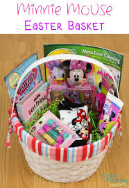 minnie mouse easter baskets easter archives sugar spice and family