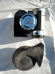 horn upgrade diy projects and tech writeups comanche club forums