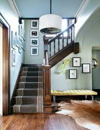 decorate stairway wall staircase wall decorating ideas traditional
