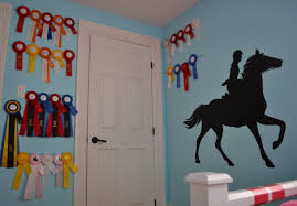 horse themed bedroom for the feminine 7 10 year old crowd ohh