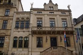 chambre luxembourg hôtel de la chambre des députés luxembourg 1860 structurae
