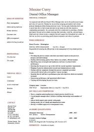 resume examples for dental assistant cover letter for dental