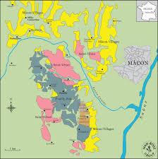 Burgundy France Map by Domaine Thevenet U0026 Fils U2013 Rosenthal Wine Merchant