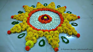 decorating home with flowers decor view rangoli decoration with flowers decorating ideas