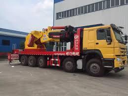 howo 8x4 truck mounted 150tons crane truck mounted truck