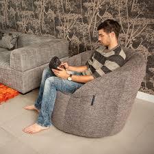grey bean bag chair interior bean bags chair butterfly sofa luscious grey bean