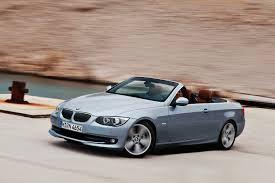 bmw 335i convertible 2010 2011 redesigned bmw 335i convertible top eurocar