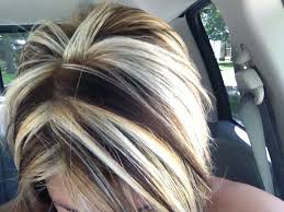 chunking highlights dark hair pictures chunks hair color best hair color 2017