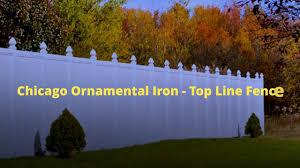 chicago ornamental iron toplinefence dailymotion