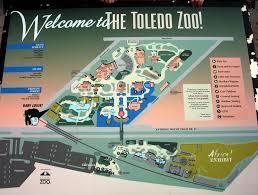 Toledo Map Toledo Zoo Map Best Image Konpax 2017
