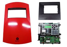 edwards est vs1 r intelligent fire alarm control panel