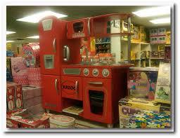 Kids Kitchen Furniture Retro Kitchen Set Toddlers Amazon Com Kidkraft Retro Kitchen And