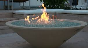 Glass Fire Pits by Glass Rocks For Fire Pit Fire Pit Ideas