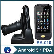 bar scanner for android android handheld terminal pistol grips android 2d barcode
